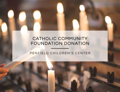 CATHOLIC COMMUNITY FOUNDATION DONATION