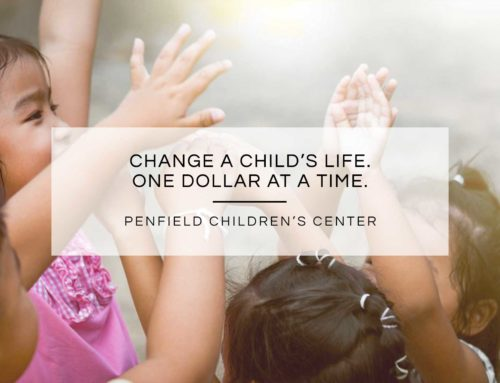 CHANGE A CHILD'S LIFE. ONE DOLLAR AT A TIME.