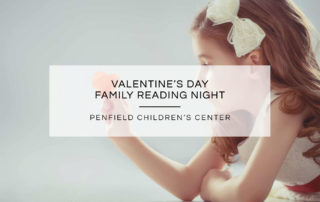 Valentine's Day Family Reading Night